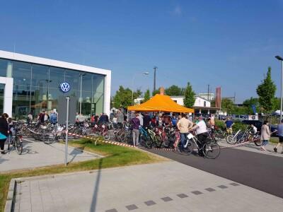 Fahrradbasar Babenhausen