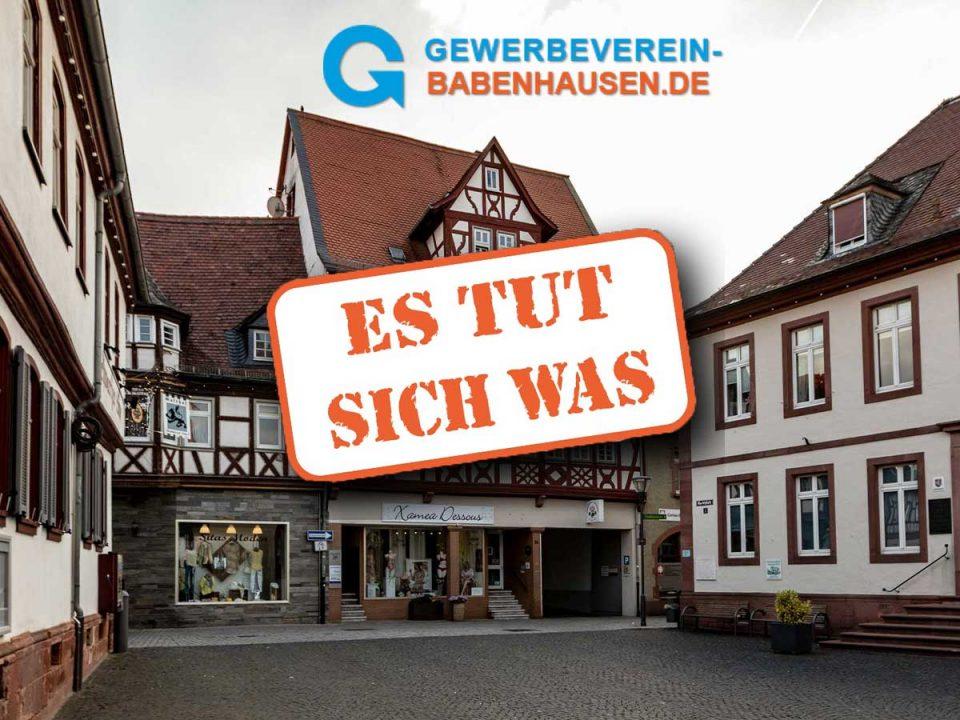 Gewerbeverein Babenhausen Nachrichten
