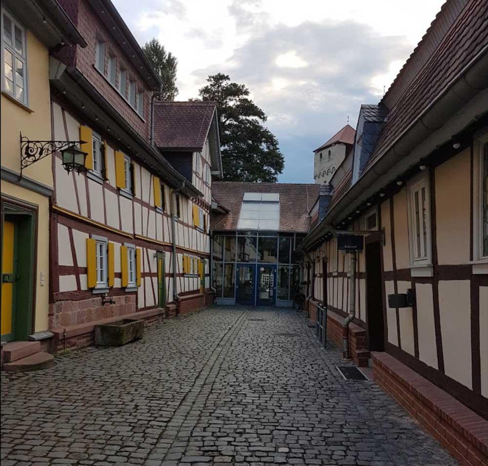 Bürgerzentrum Stadtmühle Babenhausen