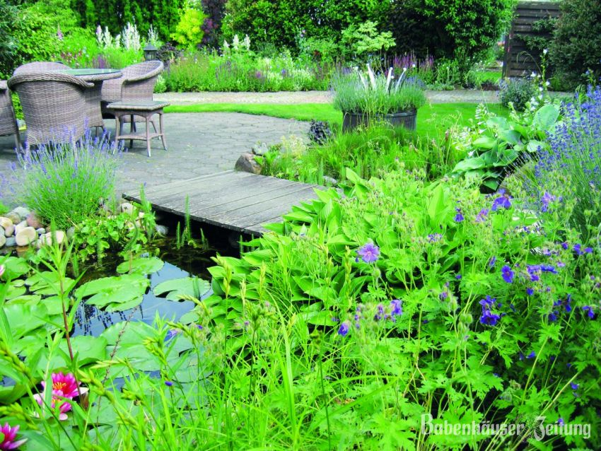 Offene Gartenpforte Hessen, heidegalerie,