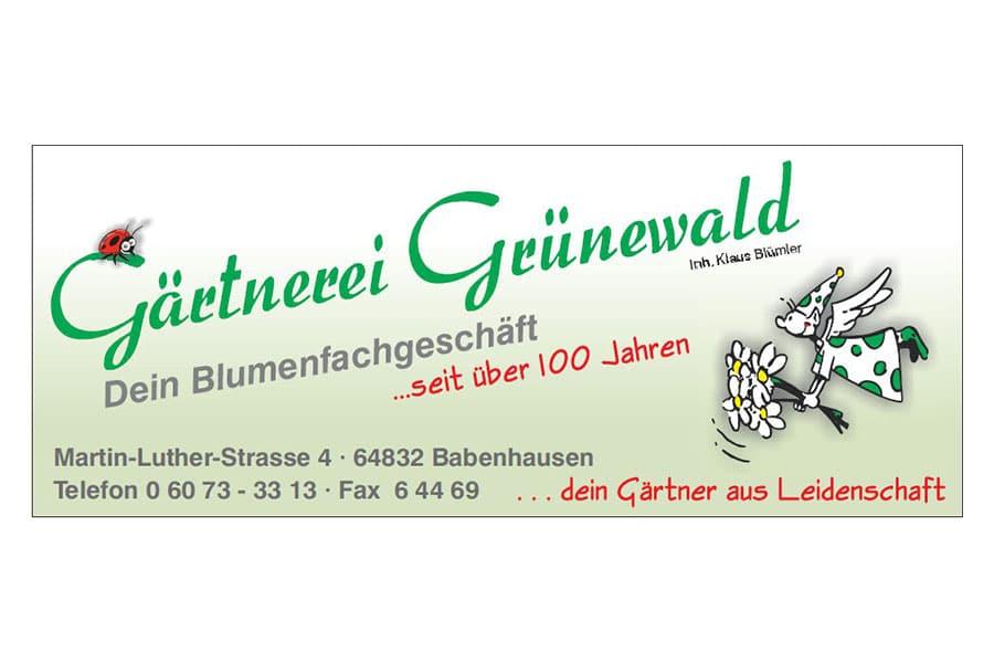 Gärtnerei Grünewald
