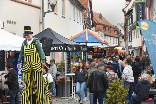 Altstadtfest Babenhausen