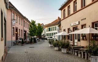 Babenhausen strolling alley